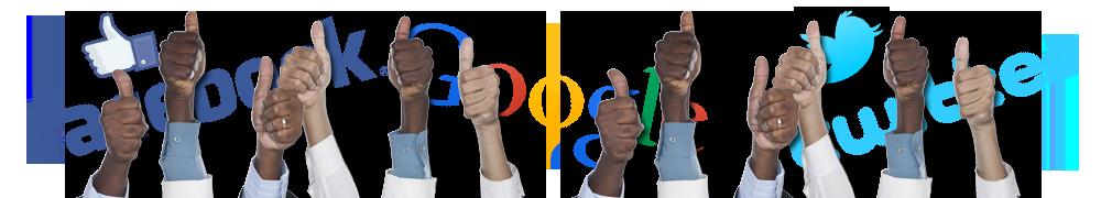 multiracial-thumbs-up